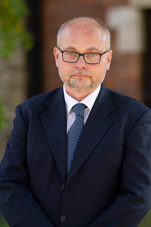 dr hab. Artur Wołek, prof. AIK